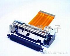 热敏打印机芯兼容富士通FTP628MCL101/103