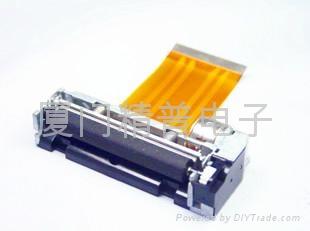 热敏打印机芯兼容富士通FTP628MCL101/103 2