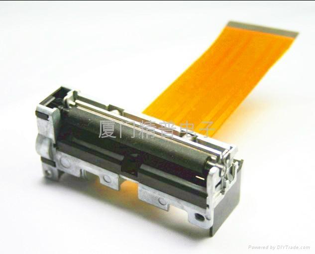 热敏打印机芯兼容富士通FTP628MCL701 1