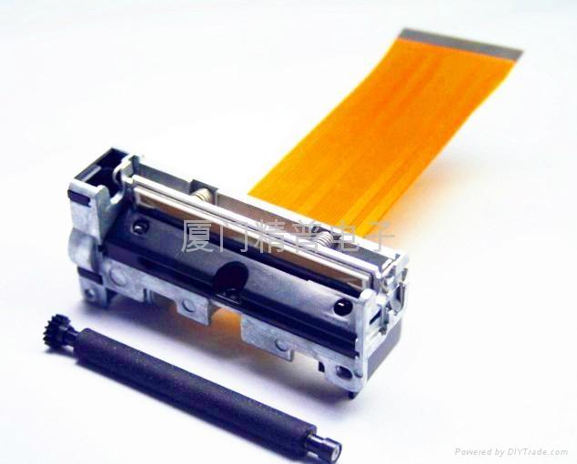 热敏打印机芯兼容富士通FTP628MCL701 2