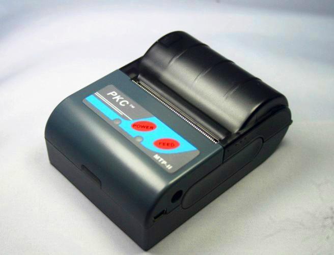 热敏打印机MTP-2支持蓝牙精巧轻便易于携带 1