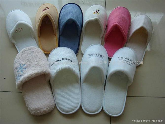 割绒拖鞋 2