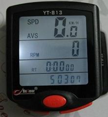 自行車碼表YT-813