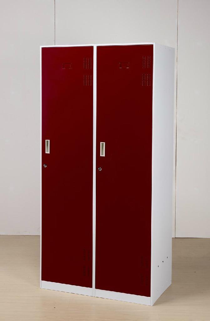 steel locker 2
