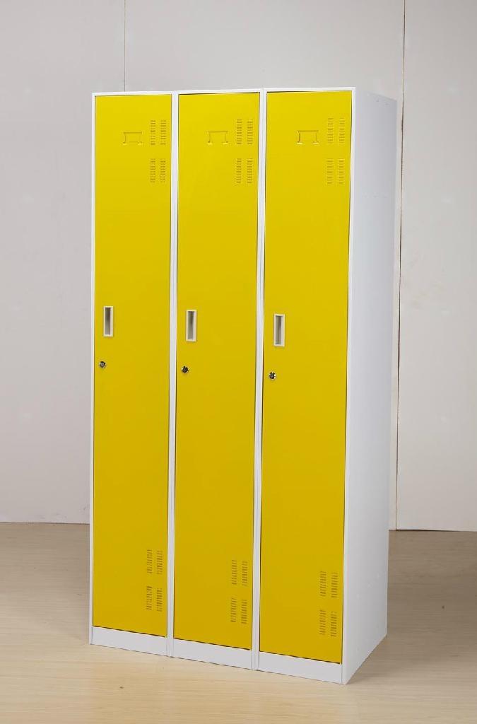 steel locker 3