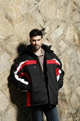 Outdoor wear jacket for men