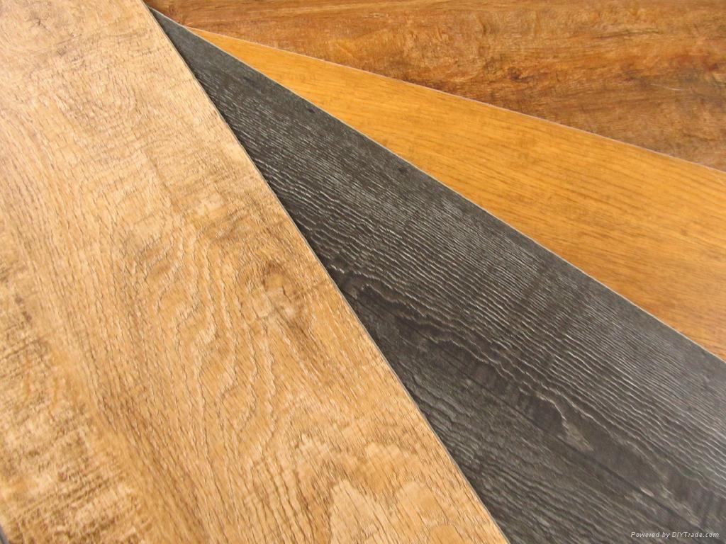 Pvc Laminate Click Loose Lay Flooring Wlc Wandon Loose
