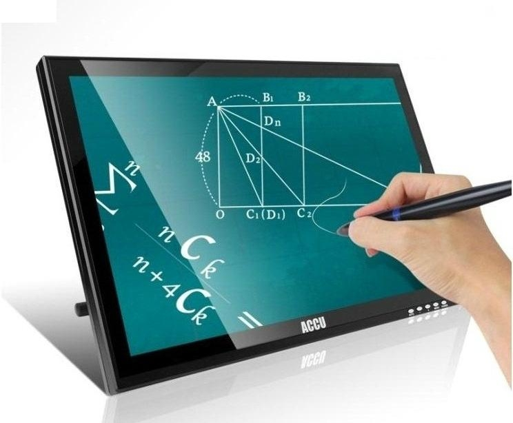 19 inch electromagnetic interactive touch tablet monitor graphic panel 1