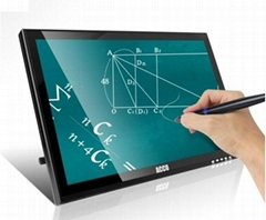 19 inch electromagnetic interactive touch tablet monitor graphic panel