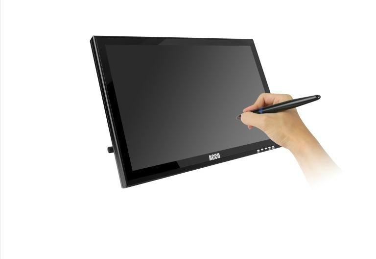 19 inch electromagnetic interactive touch tablet monitor graphic panel 3