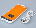 2200mAh  Battery Case for Iphone 5 with Ligtning Connector