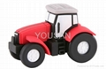 Farm Tractor USB Drive