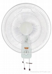 16'' Wall Fan with Pull Switch