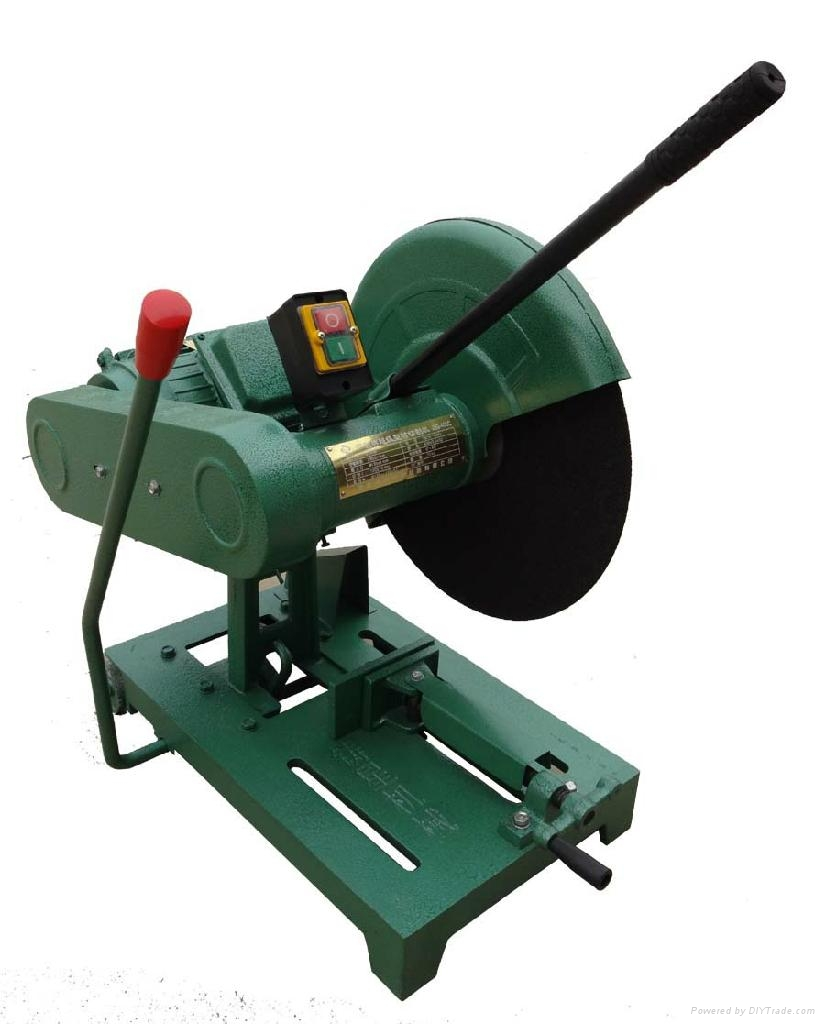Abrasive Wheel Cutting Machine with Patent1 1