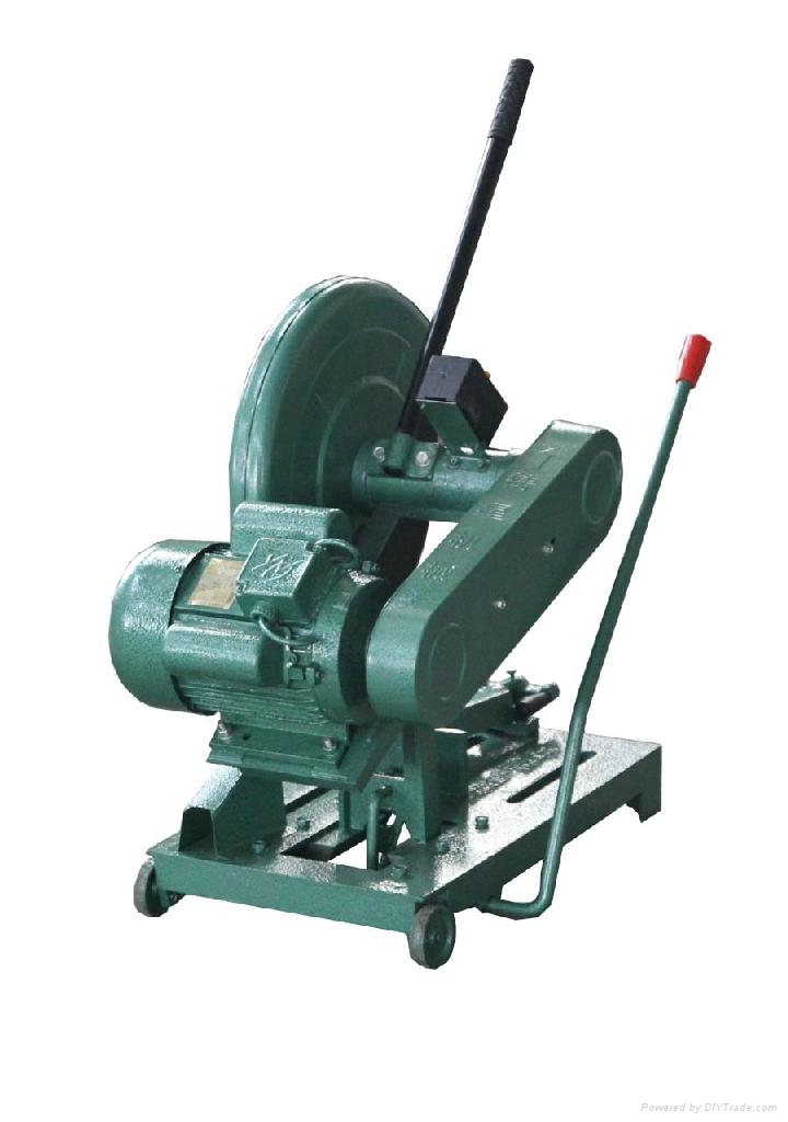 Abrasive Wheel Cutting Machine with Patent1 2