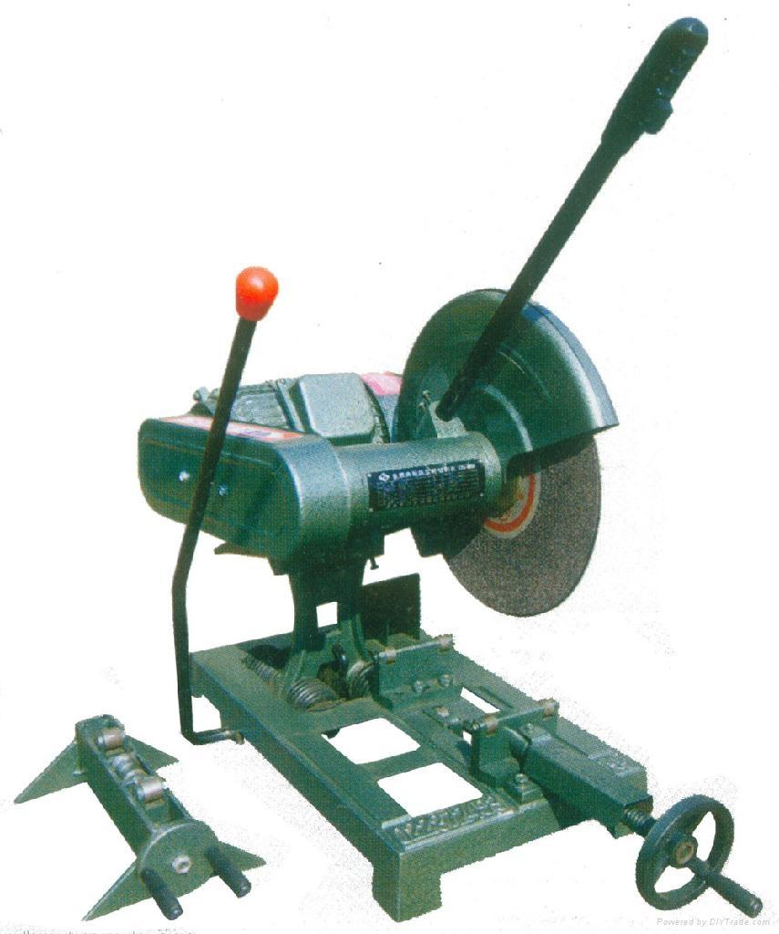 Abrasive Wheel Cutting Machine with Patent2 1