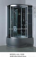 pinghu shower room/shower bathroom AJL-1008
