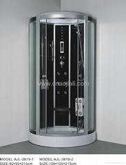 shower cubicle factory/shower bathroom AJL-3819