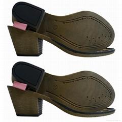 供應女式TPR高檔靴子鞋底0456