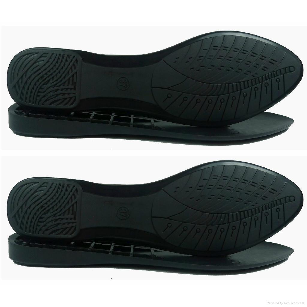 pvc shoes soles for women s casual shoe 1
