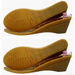 TPU休闲鞋鞋底妈妈鞋底0450