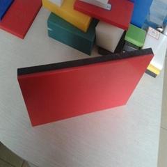uhmw-pe plastic bicolor sheet