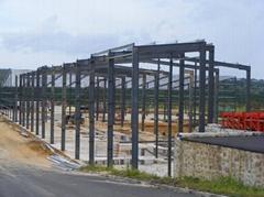 Steel building   steel components