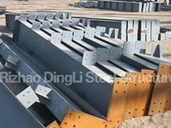steel member   steel components steel box beam  steel column