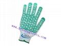 dots cotton gloves 5