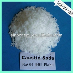 High Quality 99% Caustic Soda Flakes