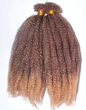 Human Hair Afro Kinky Twist