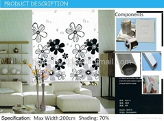 Wholesale - China Latest Modern 6001 designs Roller Blackout for Windows