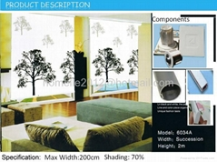 Wholesale - China Latest Modern 6034 designs Roller Blackout for Windows