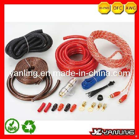 Amplifier Wiring Kits (YLK-4A) 1