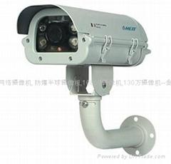 护罩型红外网络摄像机
