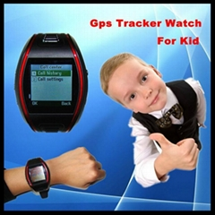 Child gps tracker bracelet K9 cellphone watch for kid personal old people