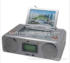 DVD/VCD/CD/MP3/MP4 player,