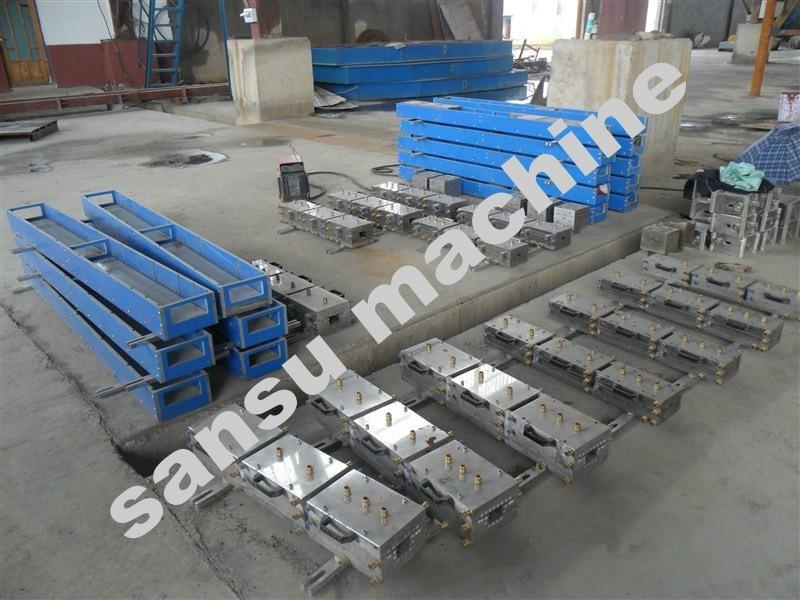 双平壁钢塑复合缠绕排水管设备 2
