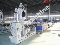 钢塑复合缠绕排水管设备