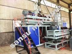 钢塑复合排污排水管设备