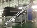 钢塑复合缠绕通风管生产线设备