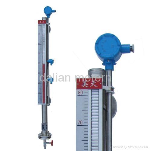 Magnetic Float Level Gauge 1