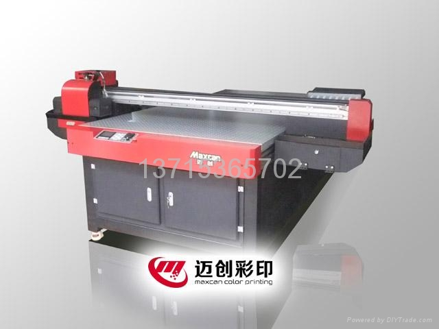 UV平板彩印机 2