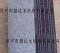 (滴塑點塑地毯基布)針刺棉針刺