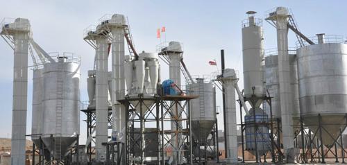 磷石膏粉生產線 1