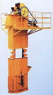 NE板鏈式提升機 1
