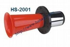 Antique Car Oooga Sound Red Horn (HS-2001)