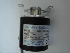 HEF-036-2MHC内密控编码器