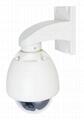 Innov 18X Zoom Plastic IP66 Speed Dome 1