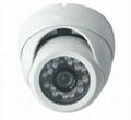Innov 1/3'' DIS Plastic IR Dome Camera CMOS 700TVL